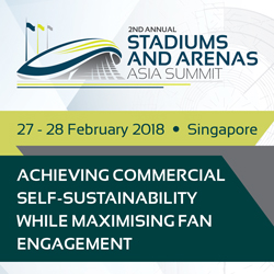Stadiums and Arenas Asia