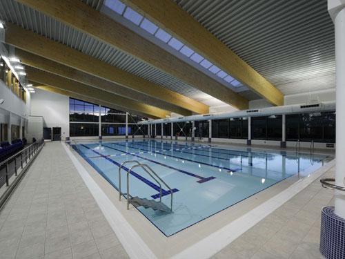 new leisure complex opens in gateshead sport venue construction